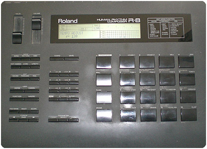 Roland R-8 Human Rhythm Composer - Drum Machine