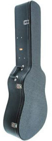Hard case for guitar